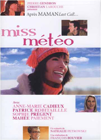 Miss Meteo DVD Movie