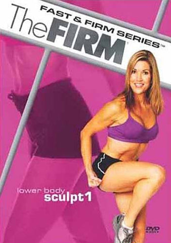 The Firm - Fast And Firm Series : Lower Body Sculpt 1 DVD Movie