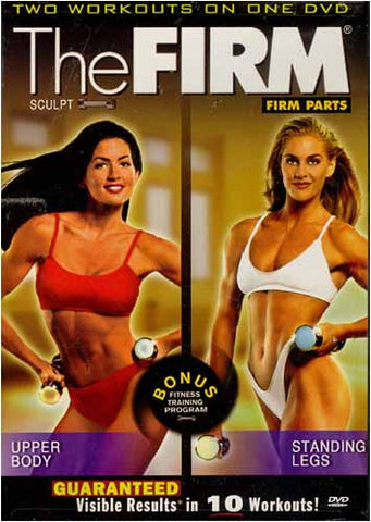 The Firm - Firm Parts - Upper Body / Standing Legs DVD Movie
