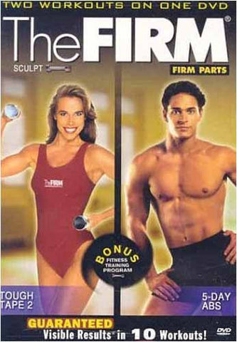 The Firm - Tough Tape 2 / 5-Day Abs DVD Movie