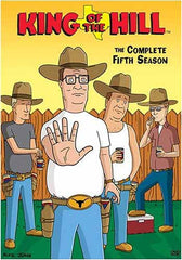 King of the Hill - The Complete Fifth Season (Boxset)