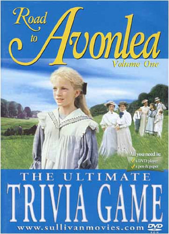Road To Avonlea Volume One - The Ultimate Trivia Game DVD Movie