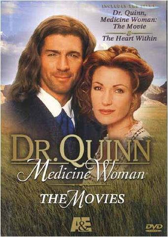 Dr. Quinn Medicine Woman, The Movies - The Movie / The Heart Within DVD Movie