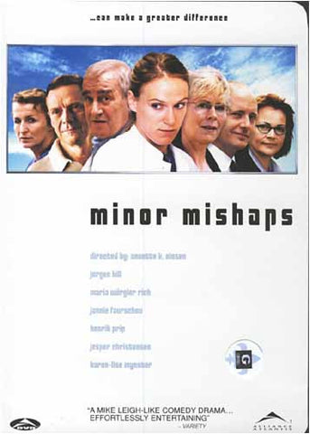 Minor Mishaps DVD Movie