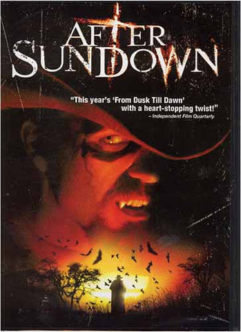After Sundown (Keepcase) DVD Movie