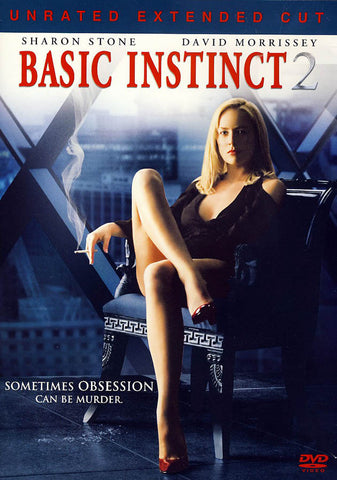 Basic Instinct 2 (Unrated Extended Cut) - Widescreen DVD Movie