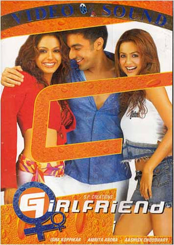 Girl Friend - ( Widescreen - Original Hindi Movie With English Subtitle) DVD Movie