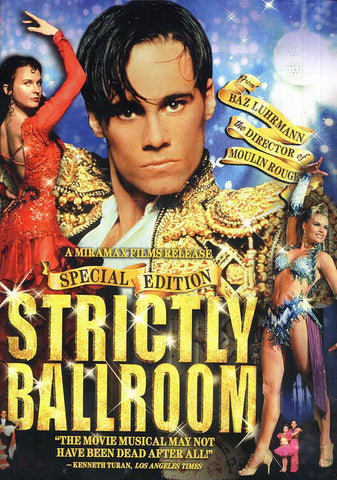 Strictly Ballroom (Special Edition) (LG) DVD Movie