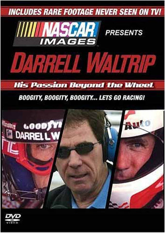 Nascar Images Presents Darrell Waltrip - His Passion Beyond the Wheel DVD Movie