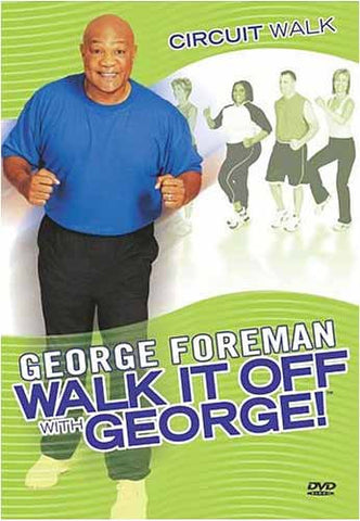 Walk It Off With George - George Foreman - Circuit walk DVD Movie