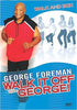 Walk It Off With George - George Foreman - Walk And Box DVD Movie