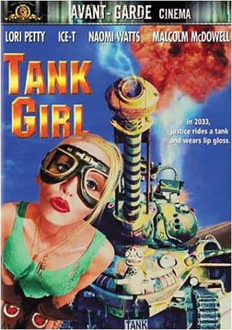 Tank Girl DVD Movie