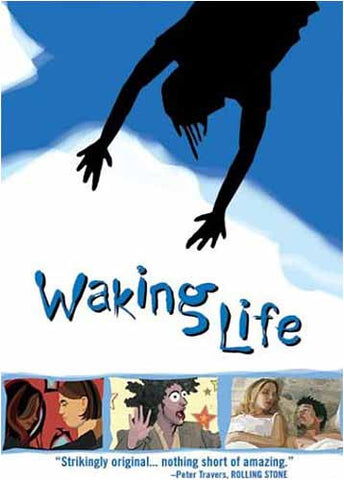 Waking Life DVD Movie