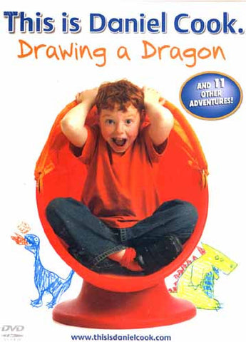 This Is Daniel Cook - Drawing a Dragon DVD Movie