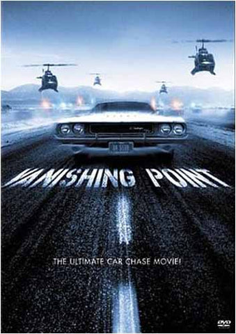 Vanishing Point DVD Movie