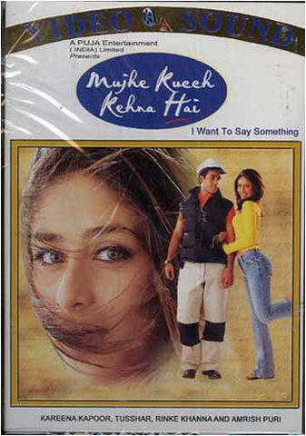 Mujhe Kucch Kehna Hai (Original Hindi Version with English Subtitle) DVD Movie