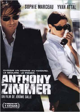 Anthony Zimmer DVD Movie