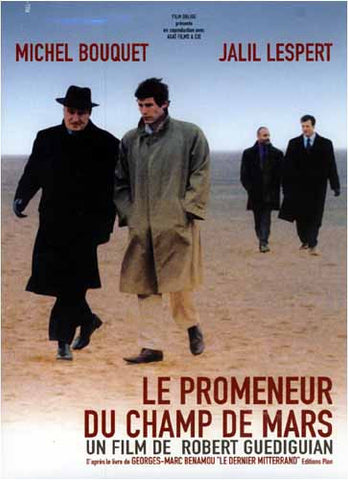 Le Promeneur du champ de Mars DVD Movie
