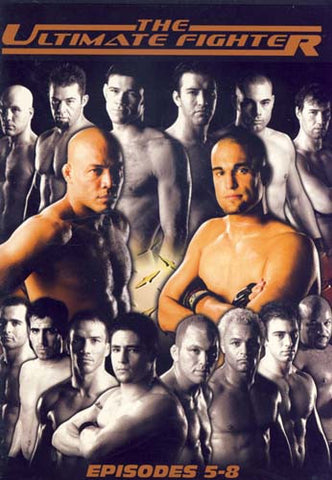 The Ultimate Fighter - Episodes 5 - 8 DVD Movie