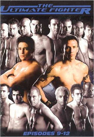 The Ultimate Fighter - Episodes 9 - 12 DVD Movie