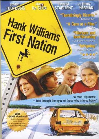 Hank Williams First Nation DVD Movie