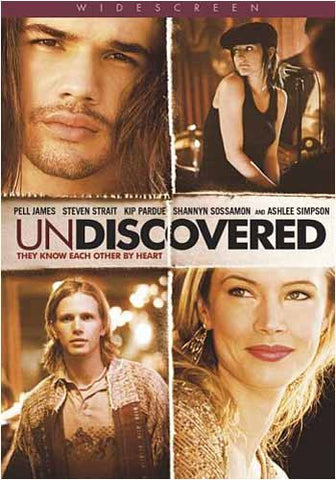 Undiscovered DVD Movie