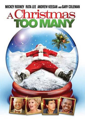 A Christmas Too Many DVD Movie