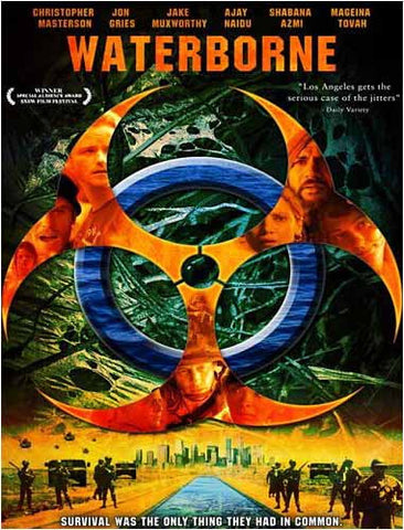 Waterborne DVD Movie