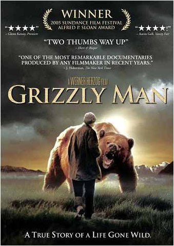 Grizzly Man DVD Movie
