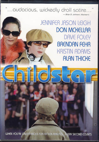Childstar DVD Movie