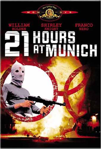 21 Hours at Munich DVD Movie