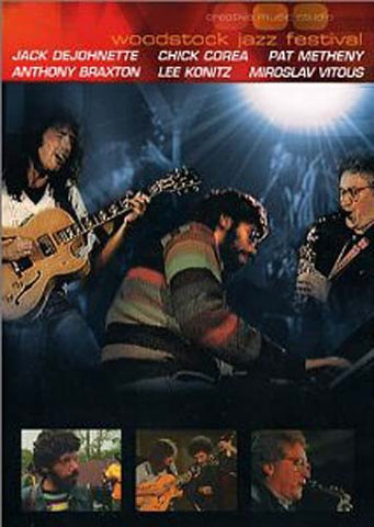Woodstock Jazz Festival DVD Movie