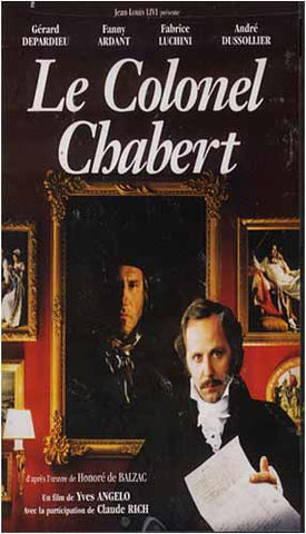 Le Colonel Chabert (Original French Version) DVD Movie