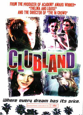 Clubland DVD Movie