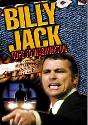 Billy Jack Goes to Washington DVD Movie