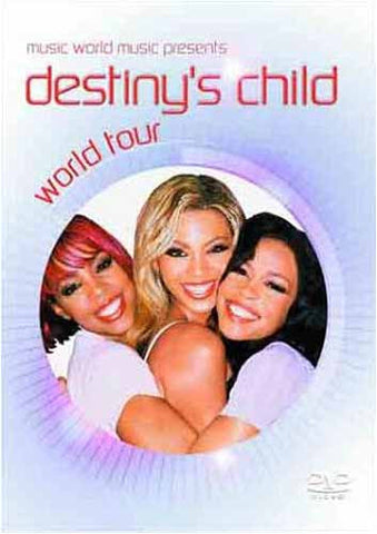 Destiny's Child - World Tour DVD Movie