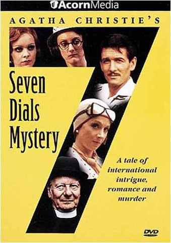Agatha Christie's Seven Dials Mystery DVD Movie