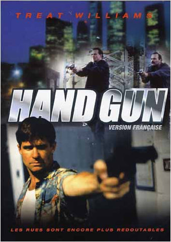 Hand Gun (French Only) DVD Movie