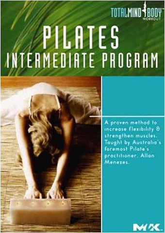 Pilates - Intermediate Program DVD Movie
