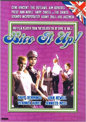 Live It Up! DVD Movie