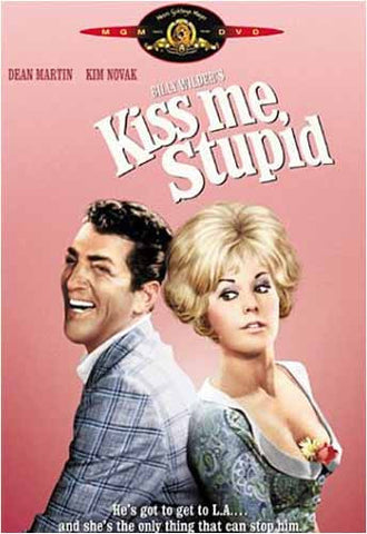 Kiss Me, Stupid DVD Movie