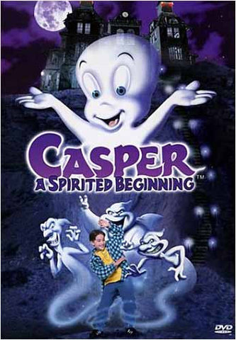 Casper - A Spirited Beginning DVD Movie