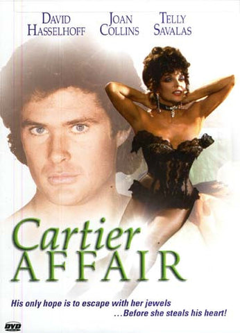 The Cartier Affair DVD Movie