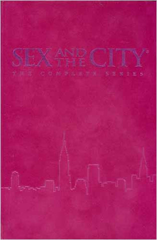 Sex and the City - The Complete Series (Collector's Giftset) DVD Movie