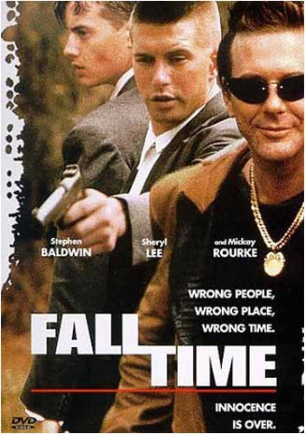 Fall Time (Fullscreen) DVD Movie