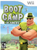Boot Camp - Academy (NINTENDO WII) NINTENDO WII Game