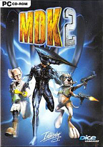 MDK 2 (French Version Only) (PC) PC Game