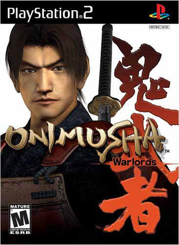 Onimusha Warlords (PLAYSTATION2) PLAYSTATION2 Game