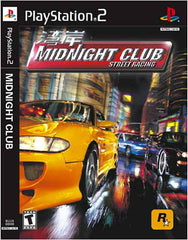 Midnight Club - Street Racing (PLAYSTATION2)