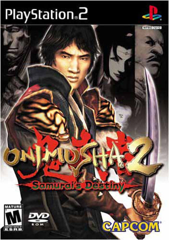 Onimusha 2 - Samurai's Destiny (PLAYSTATION2) PLAYSTATION2 Game